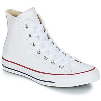 Παπούτσια Ψηλά Sneakers Converse Chuck Taylor All Star CORE LEATHER HI Άσπρο