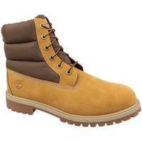 Παπούτσια Παιδί Πεζοπορίας Timberland 6 In Premium Boot Jaune