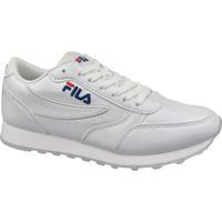 Παπούτσια Γυναίκα Χαμηλά Sneakers Fila Orbit Zeppa Low Wmn Blanc