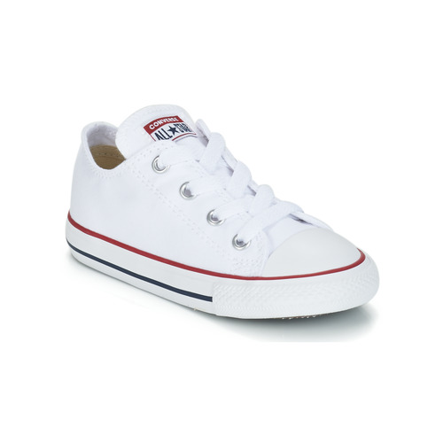 Παπούτσια Παιδί Χαμηλά Sneakers Converse CHUCK TAYLOR ALL STAR CORE OX Άσπρο / Optical