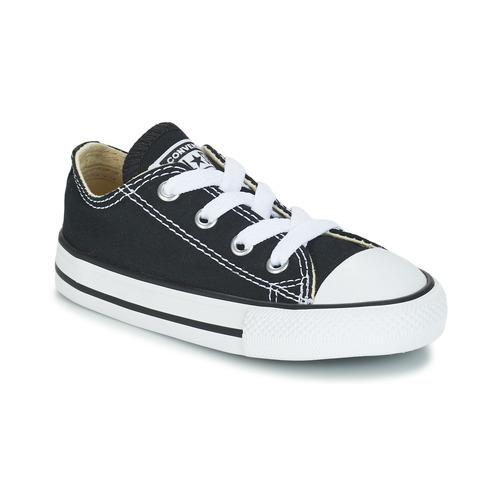 Παπούτσια Παιδί Χαμηλά Sneakers Converse CHUCK TAYLOR ALL STAR CORE OX Black