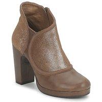 Παπούτσια Γυναίκα Χαμηλές Μπότες Esska TILLY Brown / Pailleté