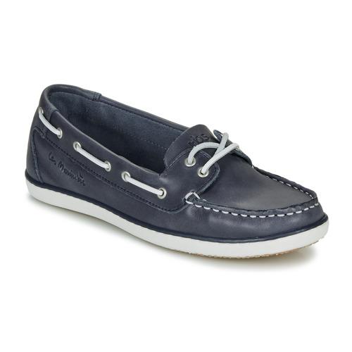 Παπούτσια Γυναίκα Boat shoes TBS CLAMER Marine