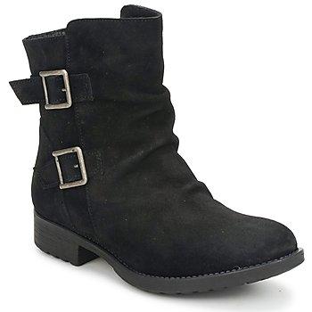 Παπούτσια Γυναίκα Μπότες Casual Attitude RIJONES Black