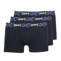 Εσώρουχα Άνδρας Boxer DIM X-TEMP BOXER x3 Black