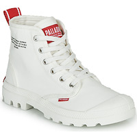 Παπούτσια Μπότες Palladium PAMPA HI DU C Άσπρο
