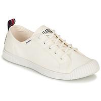 Παπούτσια Γυναίκα Χαμηλά Sneakers Palladium EASY LACE Άσπρο