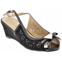 Παπούτσια Γυναίκα Σανδάλια / Πέδιλα Laura Biagiotti  Black