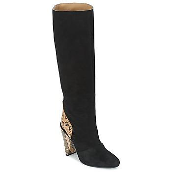 Παπούτσια Γυναίκα Μπότες για την πόλη See by Chloé SB25005 Black