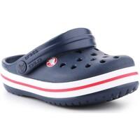 Παπούτσια Παιδί Σαμπό Crocs Crocband clog 204537-485 navy