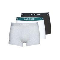 Εσώρουχα Άνδρας Boxer Lacoste 5H3389-NUA Black / Άσπρο / Grey