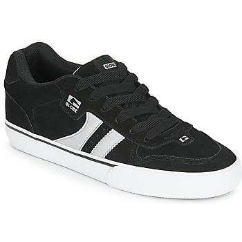 Παπούτσια Άνδρας Χαμηλά Sneakers Globe ENCORE-2 Black