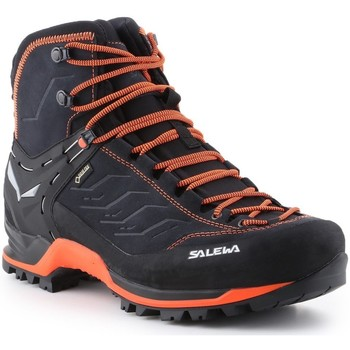 Παπούτσια Άνδρας Πεζοπορίας Salewa Ms Mtn Trainer Mid Gtx 63458-0985 black, orange