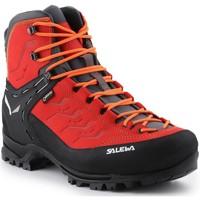 Παπούτσια Άνδρας Πεζοπορίας Salewa Ms Rapace GTX 61332-1581 red