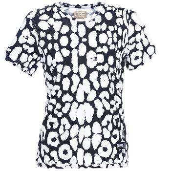 Υφασμάτινα Γυναίκα T-shirt με κοντά μανίκια Eleven Paris BIRINA Black