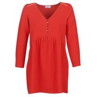 Υφασμάτινα Γυναίκα Κοντά Φορέματα Betty London LADY Red