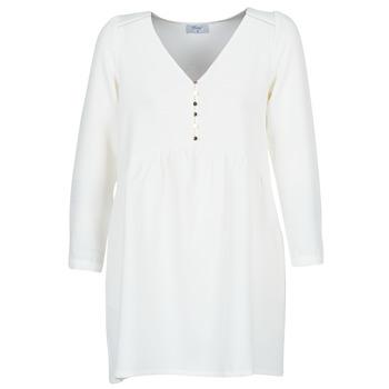Υφασμάτινα Γυναίκα Κοντά Φορέματα Betty London LADY Άσπρο