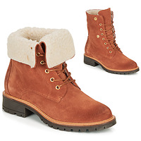 Παπούτσια Γυναίκα Μπότες André BALADE Orange