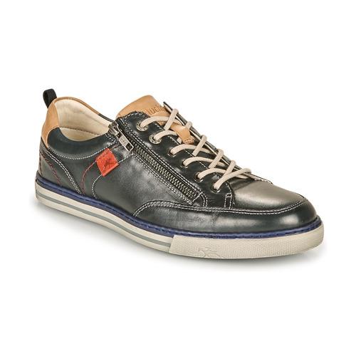 Παπούτσια Άνδρας Χαμηλά Sneakers Fluchos QUEBEC Marine / Beige / Red