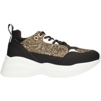 Παπούτσια Γυναίκα Χαμηλά Sneakers Alexander Smith SP73896 Black gold and white