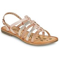 Παπούτσια Κορίτσι Σανδάλια / Πέδιλα Kickers DIXON Ροζ