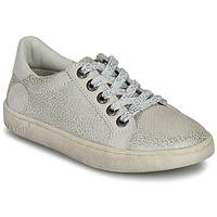 Παπούτσια Κορίτσι Χαμηλά Sneakers Kickers LYKOOL Grey / Silver / Leopard
