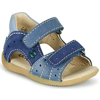 Παπούτσια Αγόρι Σανδάλια / Πέδιλα Kickers BOPING-3 Μπλέ