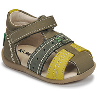 Παπούτσια Παιδί Σανδάλια / Πέδιλα Kickers BIGBAZAR-3 Green