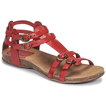 Παπούτσια Γυναίκα Σανδάλια / Πέδιλα Kickers ANA Red