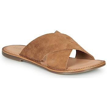 Παπούτσια Γυναίκα Τσόκαρα Kickers DIAZ-2 Camel