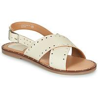 Παπούτσια Γυναίκα Σανδάλια / Πέδιλα Kickers KICLA Beige
