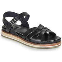 Παπούτσια Γυναίκα Σανδάλια / Πέδιλα Kickers OLIMPIK Black