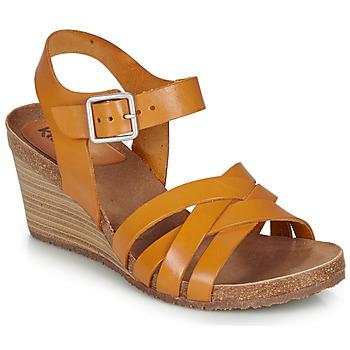 Παπούτσια Γυναίκα Σανδάλια / Πέδιλα Kickers SOLYNA Camel