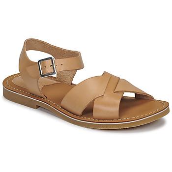 Παπούτσια Γυναίκα Σανδάλια / Πέδιλα Kickers TILLY Beige