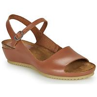 Παπούτσια Γυναίκα Σανδάλια / Πέδιλα Kickers TAKIKA Brown