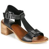 Παπούτσια Γυναίκα Σανδάλια / Πέδιλα Kickers VALMONS Black