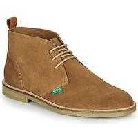 Παπούτσια Άνδρας Μπότες Kickers TYL Beige