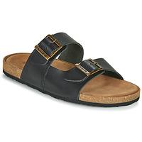 Παπούτσια Άνδρας Σανδάλια / Πέδιλα Kickers ORANO Black