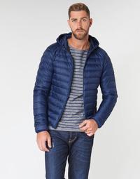 Υφασμάτινα Άνδρας Μπουφάν JOTT NICO Μπλε-jeans