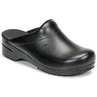 Παπούτσια Άνδρας Σαμπό Sanita KARL OPEN Black