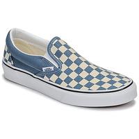 Παπούτσια Slip on Vans CLASSIC SLIP-ON Μπλέ / Άσπρο