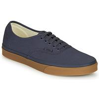 Παπούτσια Άνδρας Χαμηλά Sneakers Vans AUTHENTIC Marine