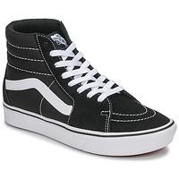 Παπούτσια Ψηλά Sneakers Vans ComfyCush SK8-Hi Black / Άσπρο