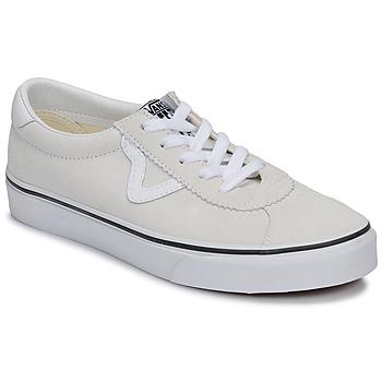 Παπούτσια Χαμηλά Sneakers Vans VANS SPORT Άσπρο