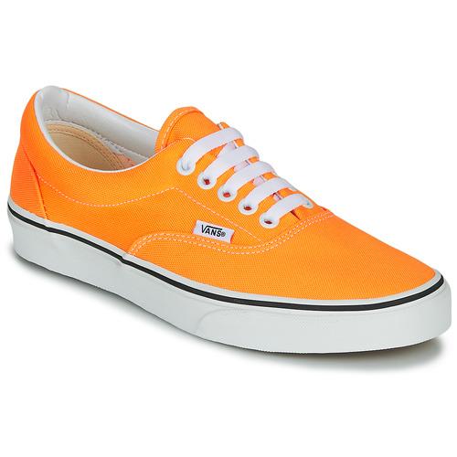 Παπούτσια Γυναίκα Χαμηλά Sneakers Vans ERA NEON Orange