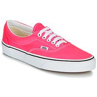 Παπούτσια Γυναίκα Χαμηλά Sneakers Vans ERA NEON Ροζ