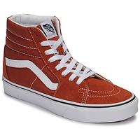 Παπούτσια Ψηλά Sneakers Vans SK8-Hi Rouille