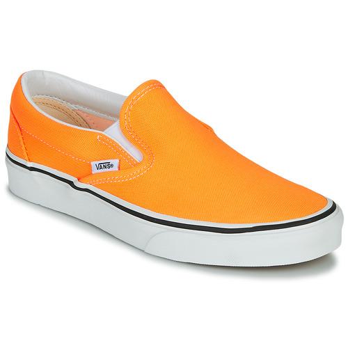 Παπούτσια Γυναίκα Slip on Vans CLASSIC SLIP-ON NEON Orange