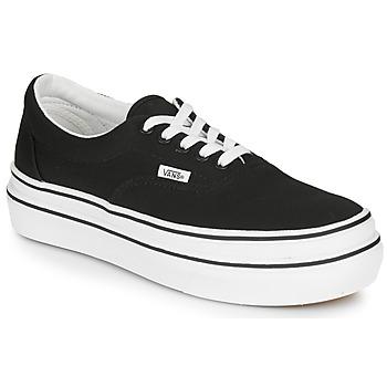 Παπούτσια Γυναίκα Χαμηλά Sneakers Vans Super ComfyCush Era Black