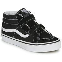Παπούτσια Παιδί Ψηλά Sneakers Vans SK8-MID REISSUE V Black / Άσπρο
